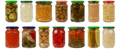 fermented vegetables cure thrush