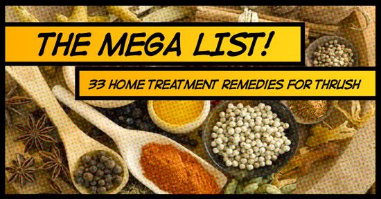 33 home remedies for vaginal thrush vaginitis
