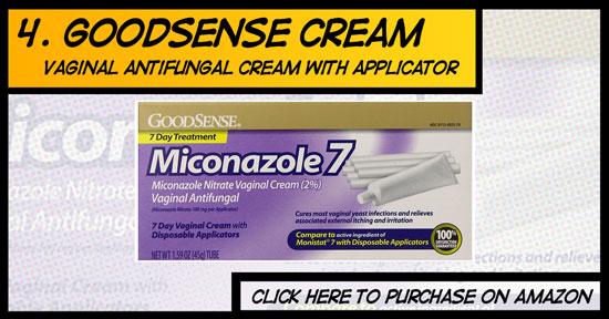 goodsense antifungal cream for vaginal thrush in women review